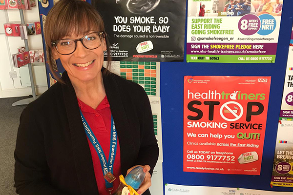 New Goole Hospital Smoking in pregnancy clinic