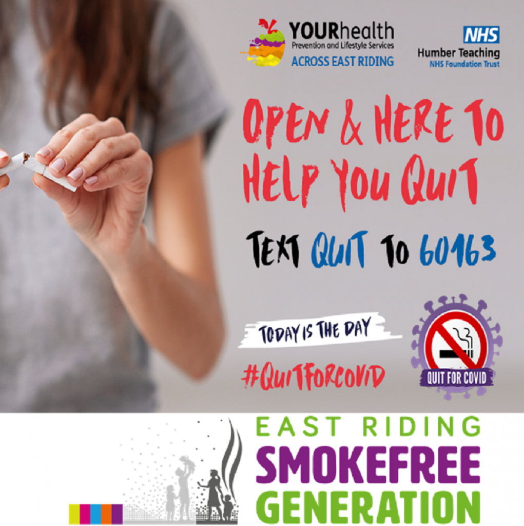 Quit for Covid, Smoking Case Study - Jenny