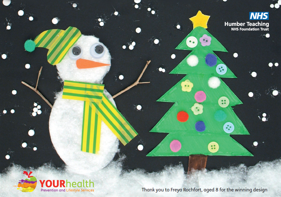 Merry Christmas from everyone at YOURhealth
