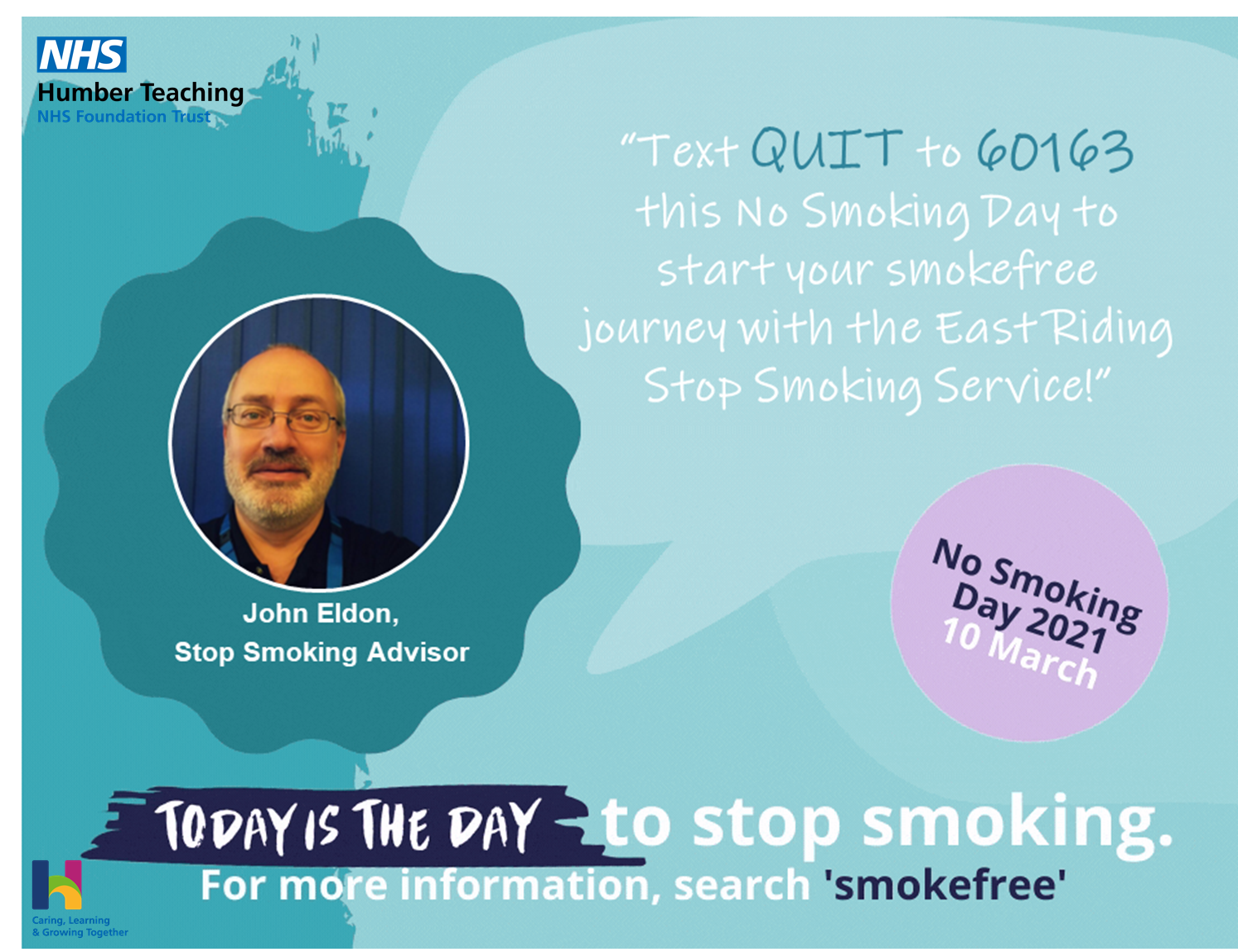 No Smoking Day - 10th of March 2021