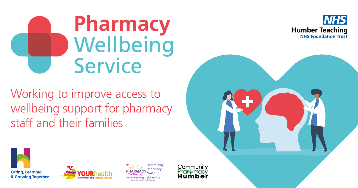 YOURhealths Pharmacy Wellbeing Service now live!