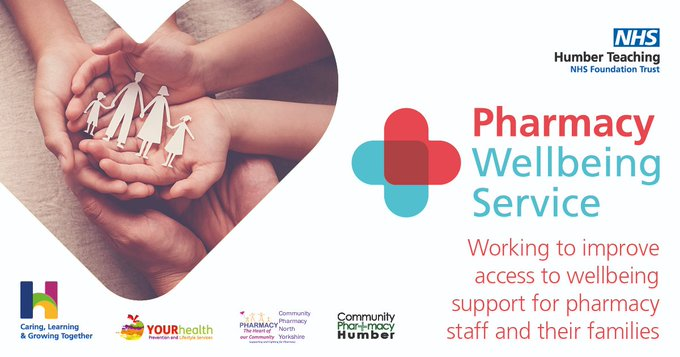 Pharmacy Wellbeing Service, Pharmacy visits